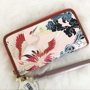 Spartina Wallet Clutch NWT